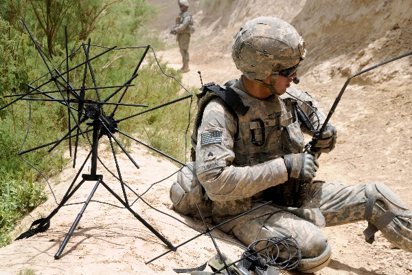 US Army Antenna - 100G