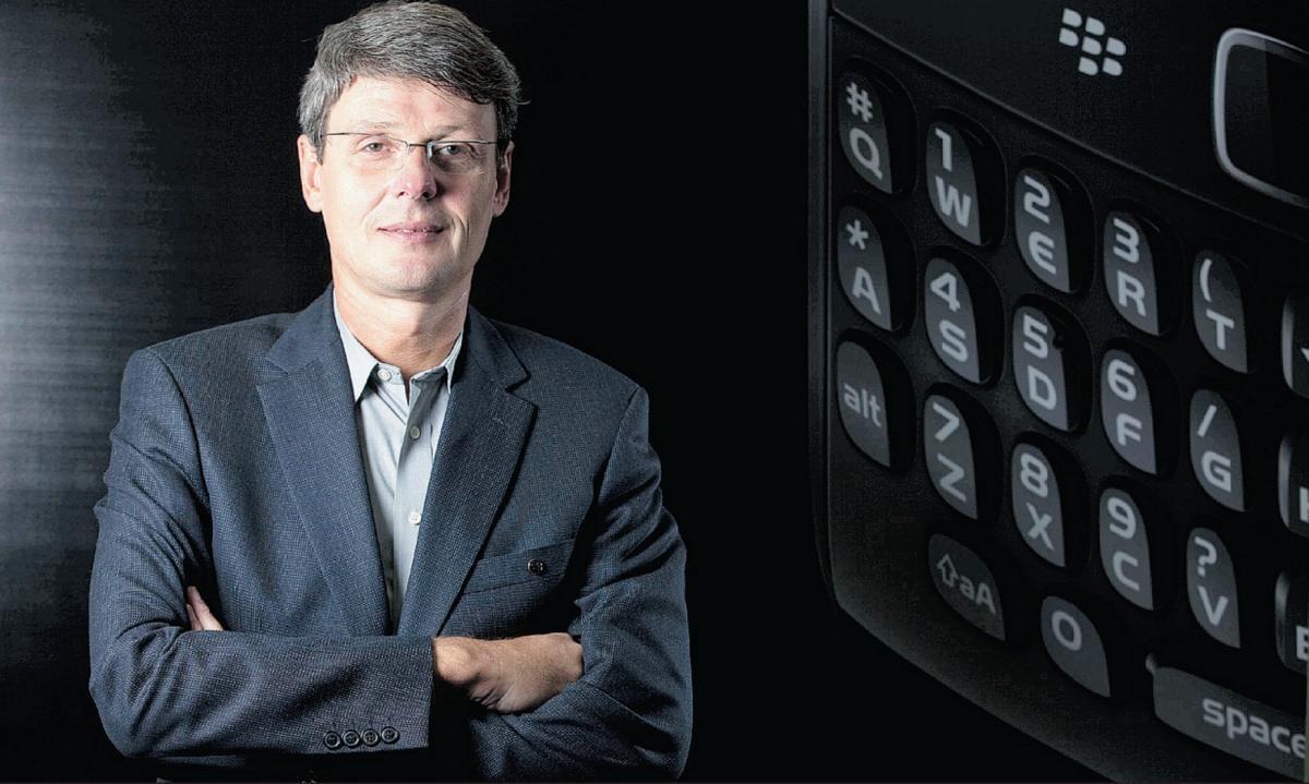 Thorsten Heins BlackBerry