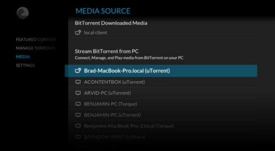 BBK BitTorrent