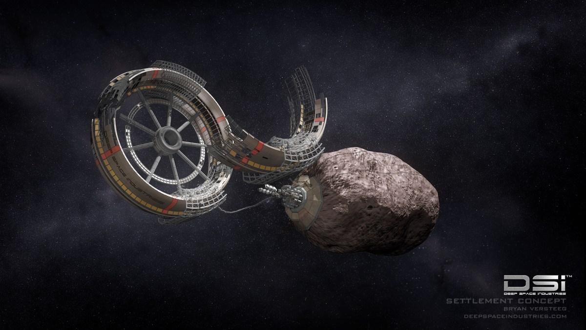 Deep Space: una década para la minería de asteroides