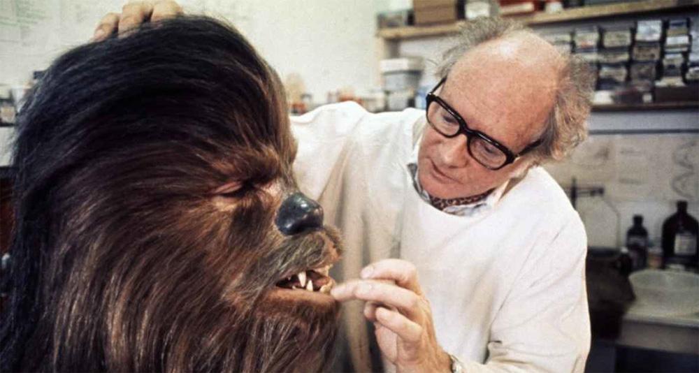 Muere Stuart Freeborn, creador de Yoda y Chewbacca