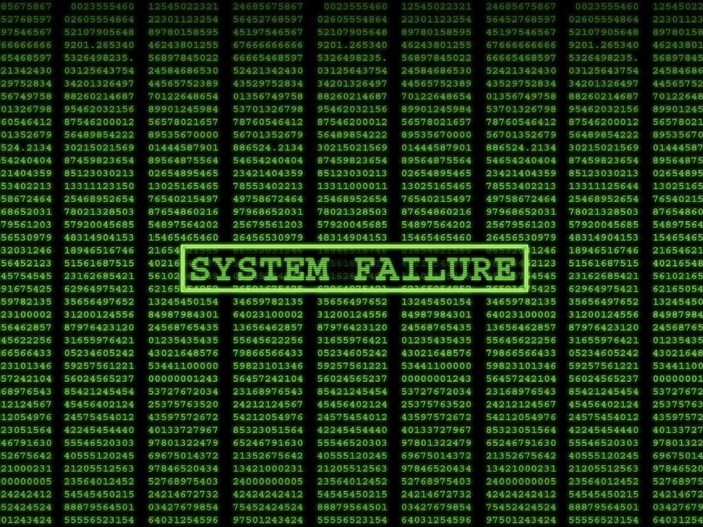 System-Failure System-Failure - Computadora que no se cuelga