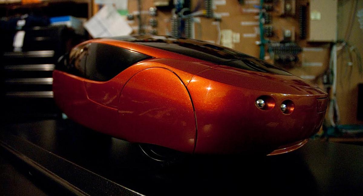 Urbee 2 un automóvil funcional construido en una impresora 3D