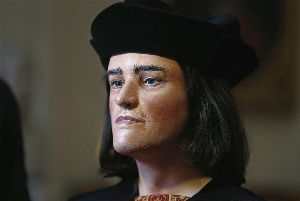 Ricardo III: reconstrucción facial en 3D muestra cómo era el monarca