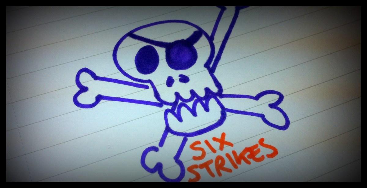 Six Strikes: arranca en Estados Unidos el sistema contra la piratería