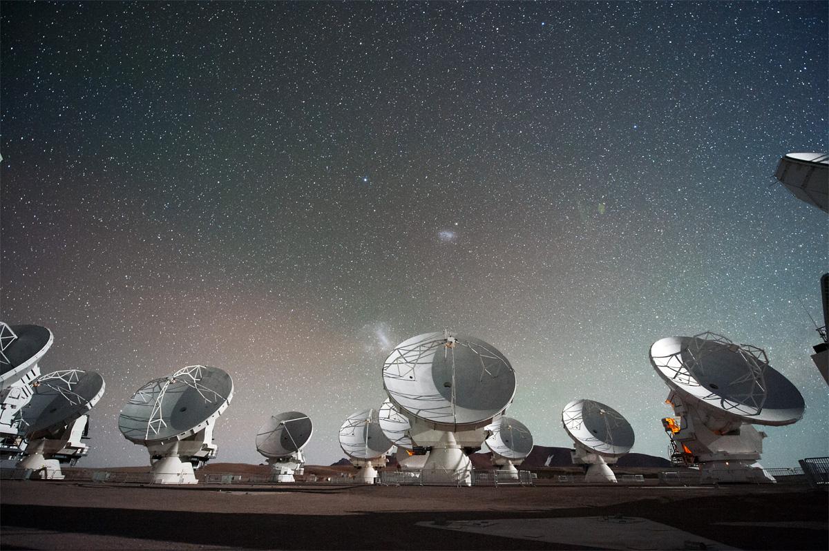 ALMA la red de radiotelescopios que explicará el origen del universo 2