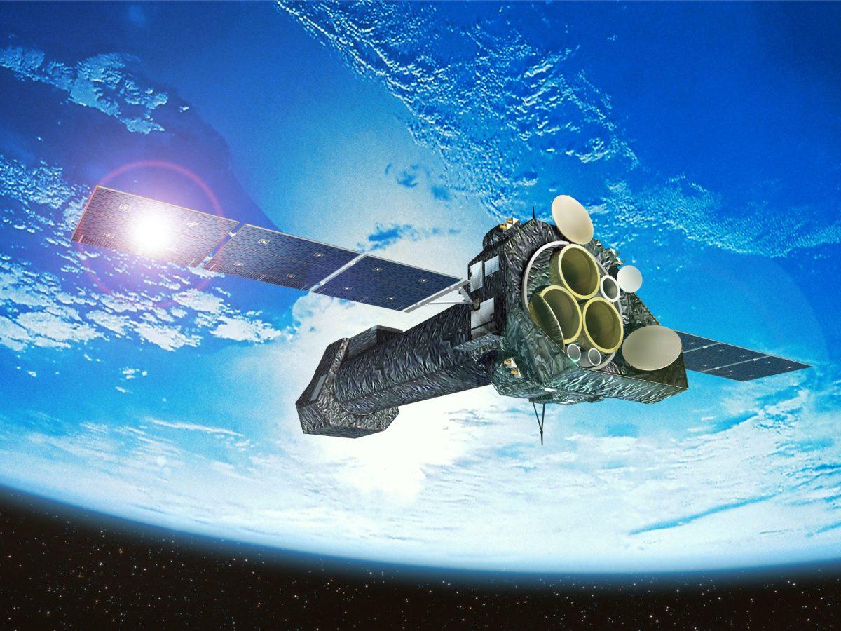 XMM_satellite_ESA - Rayos-X para estudiar virus