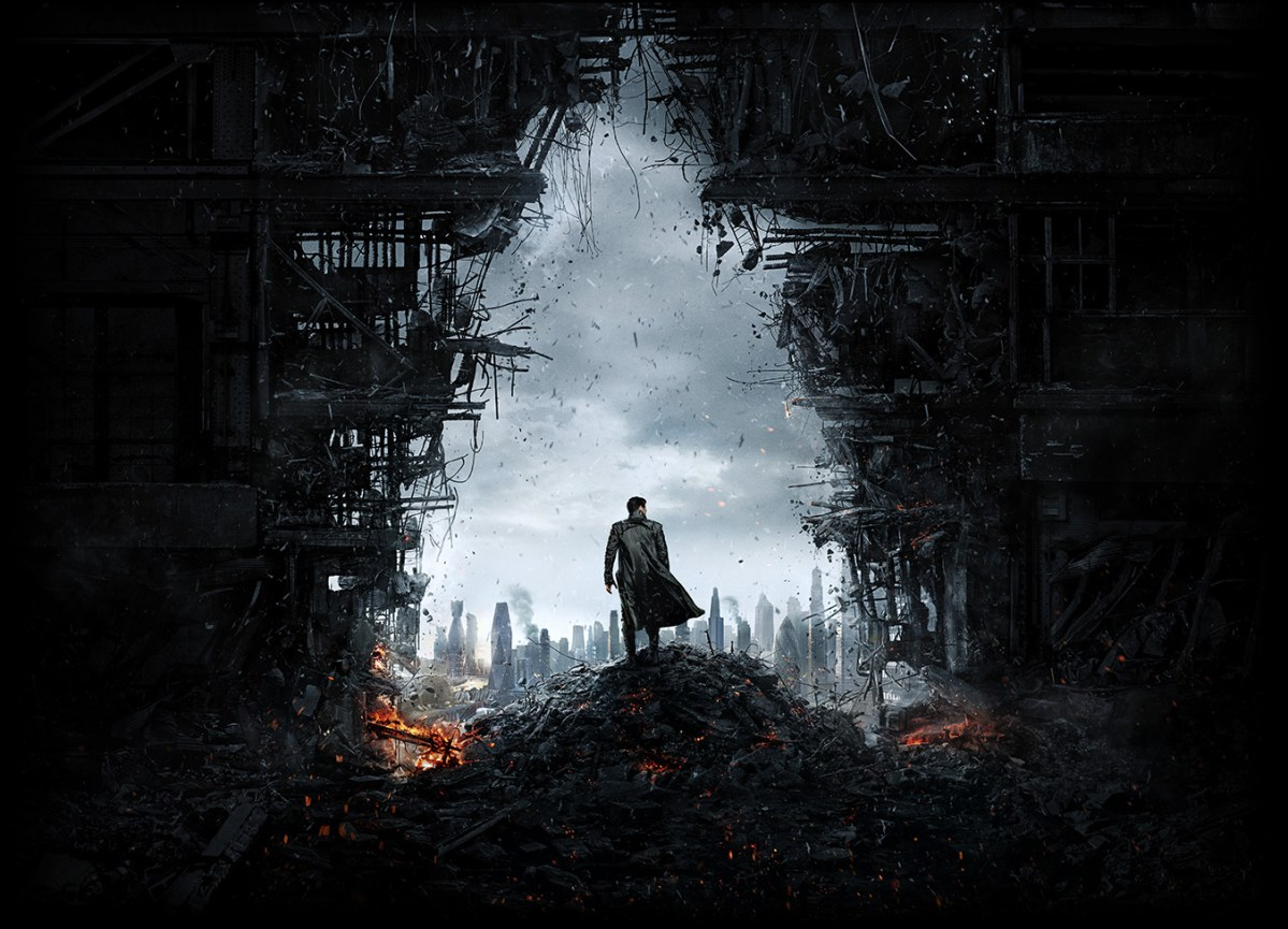 Star Trek Into Darkness: trailer international