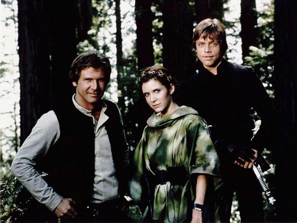 Star Wars Episode VII: Lucas confirma la vuelta de Harrison Ford, Hamill y Fisher