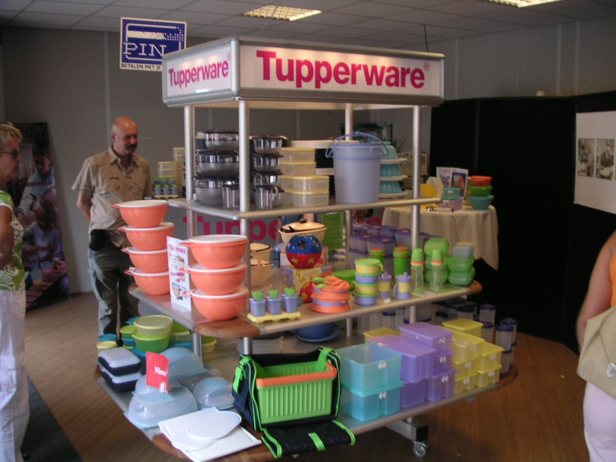 Tupperware - Tupper - Kurioso
