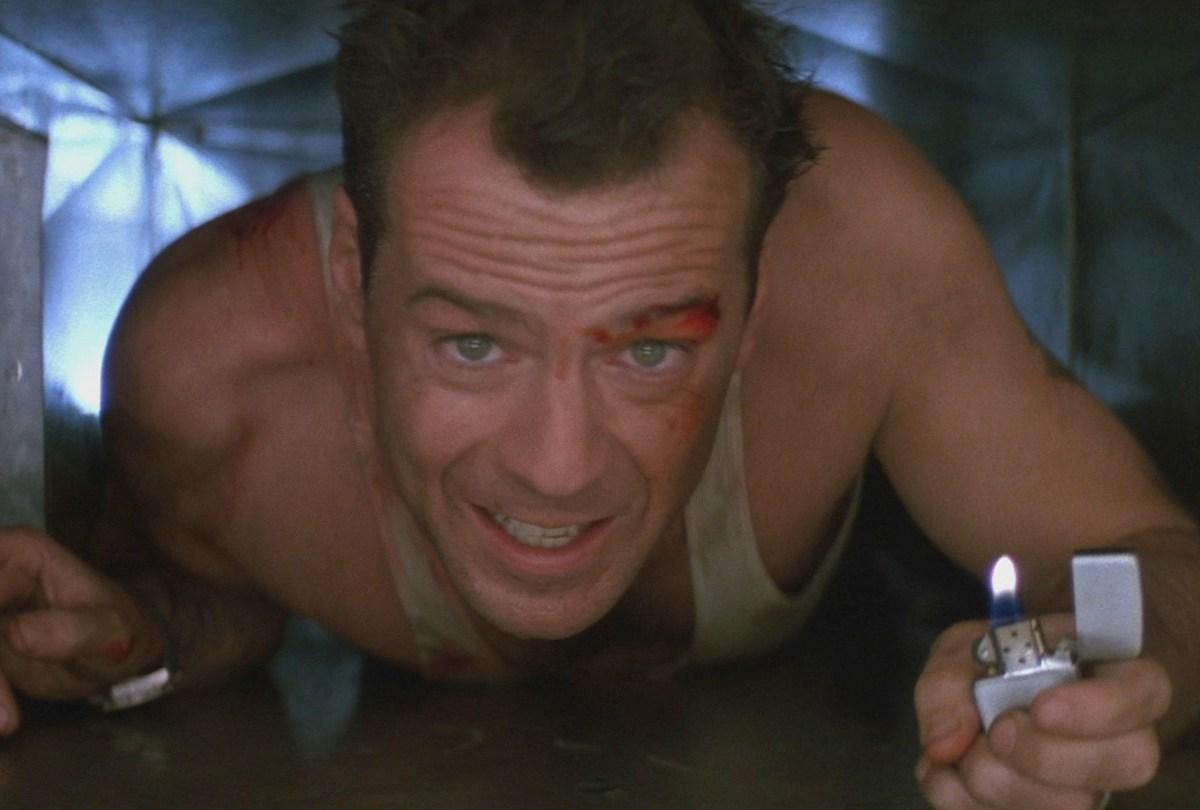 Rambo y McClane warzone