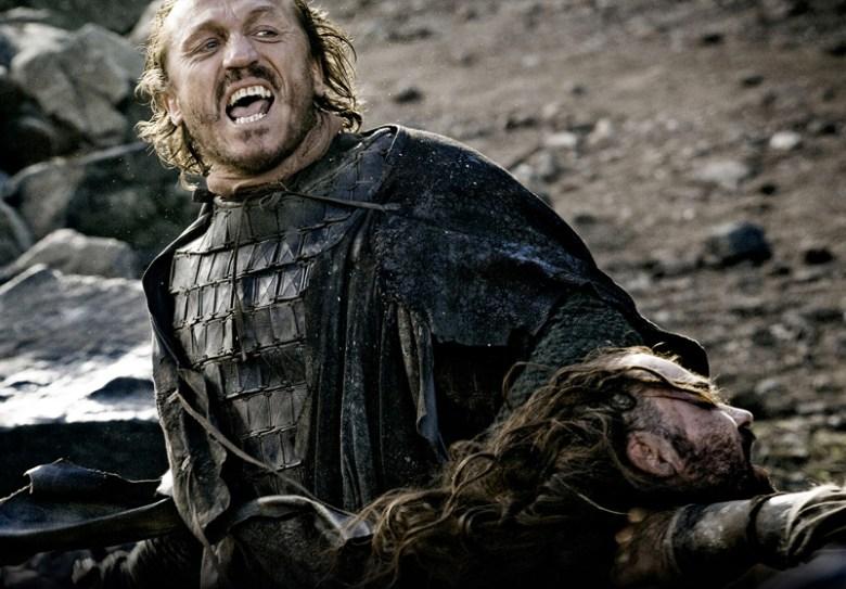 Motivos para ver Juego de tronos: Bronn