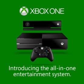 Xbox One oficial nueva Xbox