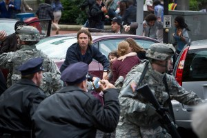 Brad Pitt: crítica de World War Z
