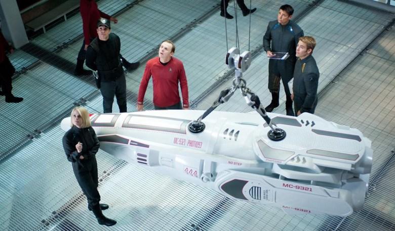 Crítica de Star Trek Into Darkness - armas de destrucción masiva