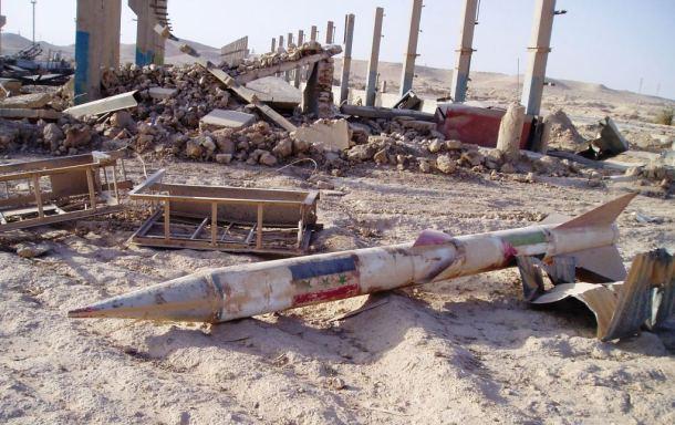 Misil Iraquí