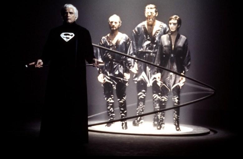 Los supervillanos de Superman y Superman II