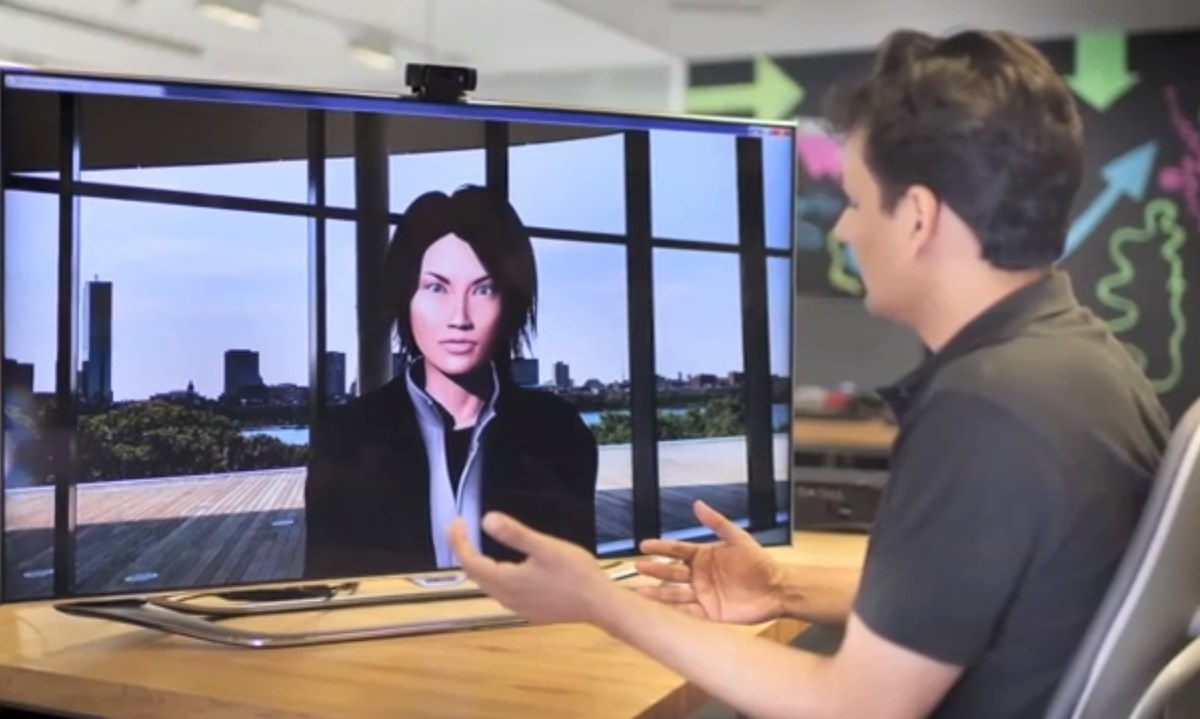 MACH coach virtual del MIT Media Lab