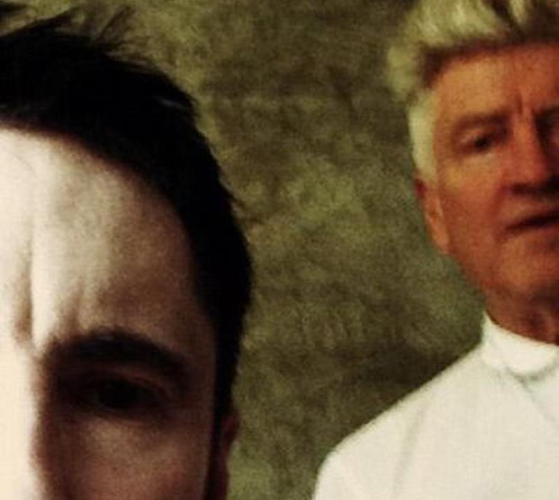 Nueva colaboración entre David Lynch y Trent Reznor