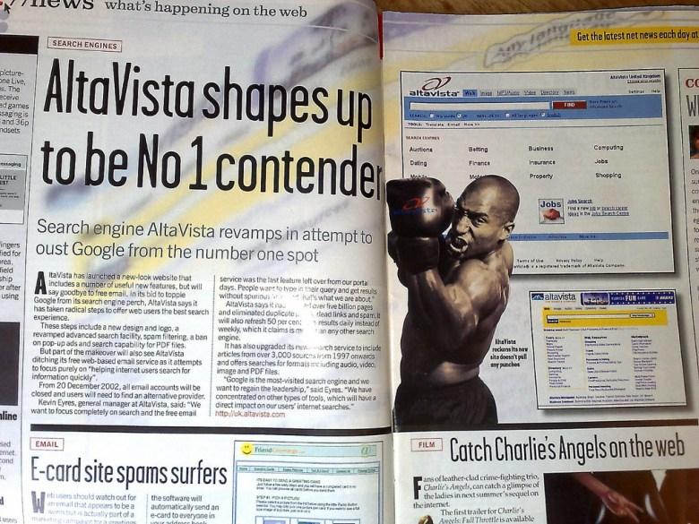 Altavista Revista