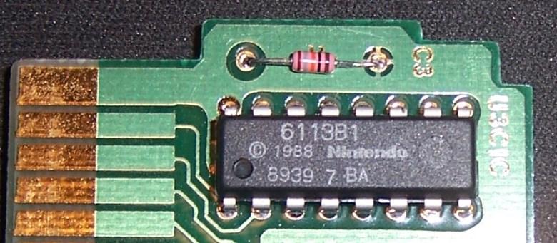 Chip 10NES - Historia de la Tecnología: 30º aniversario de la NES