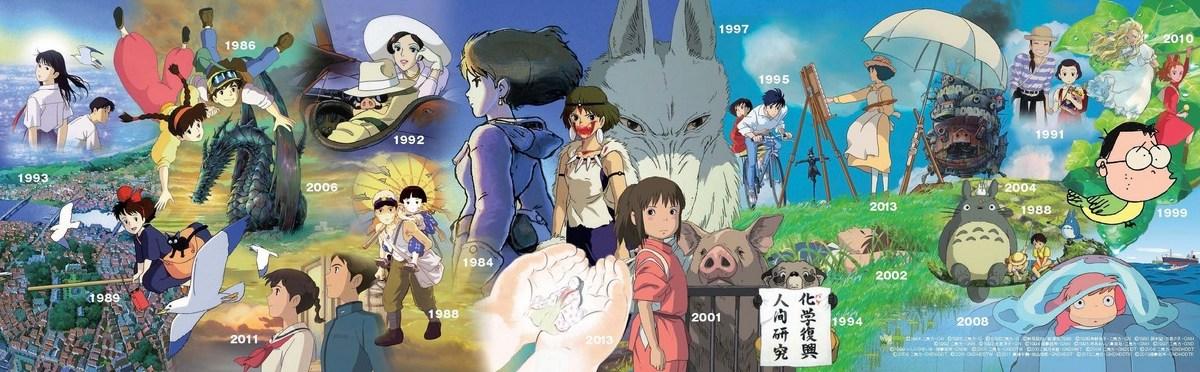 Hayao Miyazaki en Studio Ghibli Tráiler de Kaze Tachinu