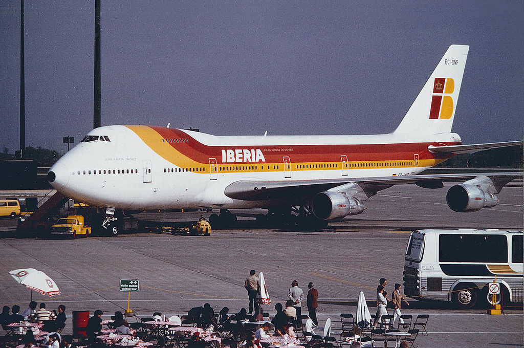 Iberia ofrecerá Wi-Fi Inflight