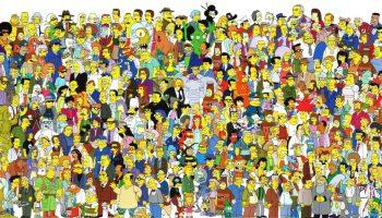 Mejores personajes secundarios de Los Simpsons