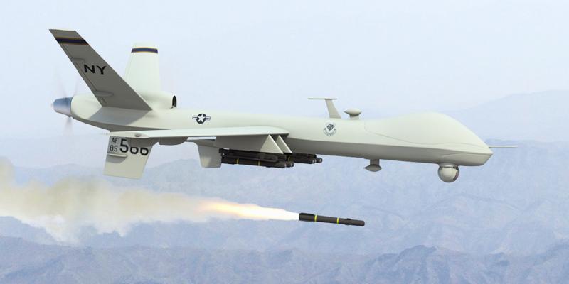 Drones de Estados Unidos