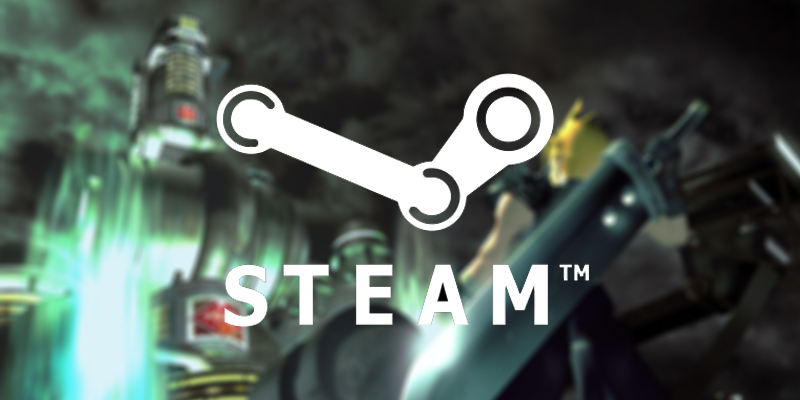 Final Fantasy VII en Steam