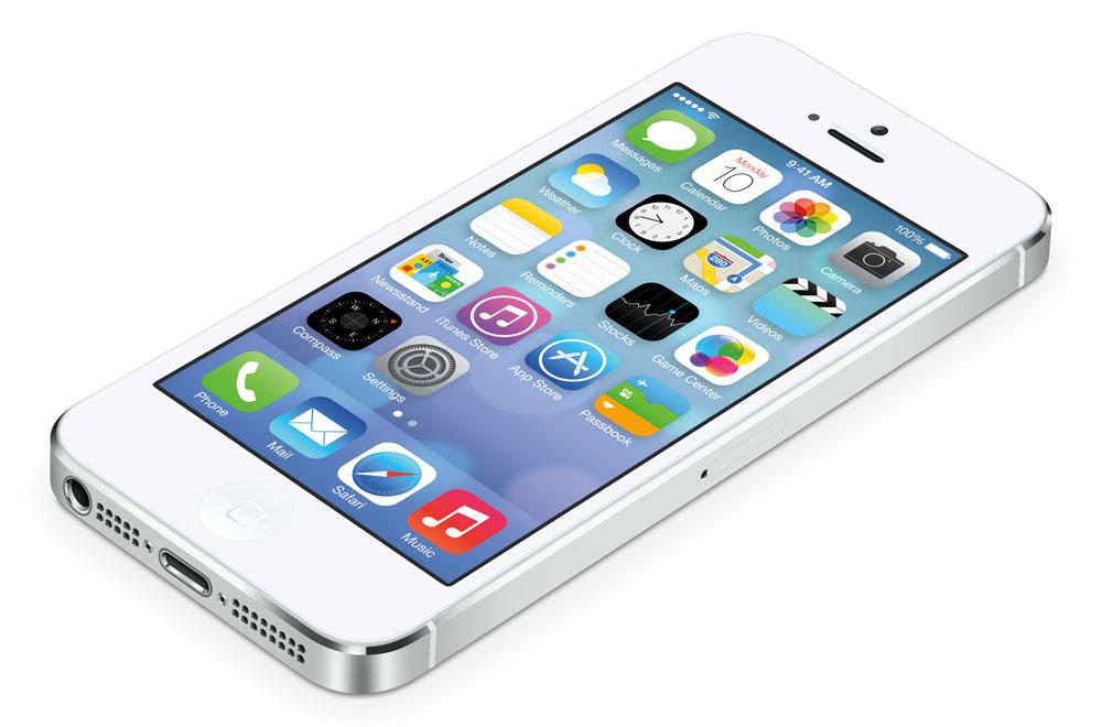tipografía de iOS 7