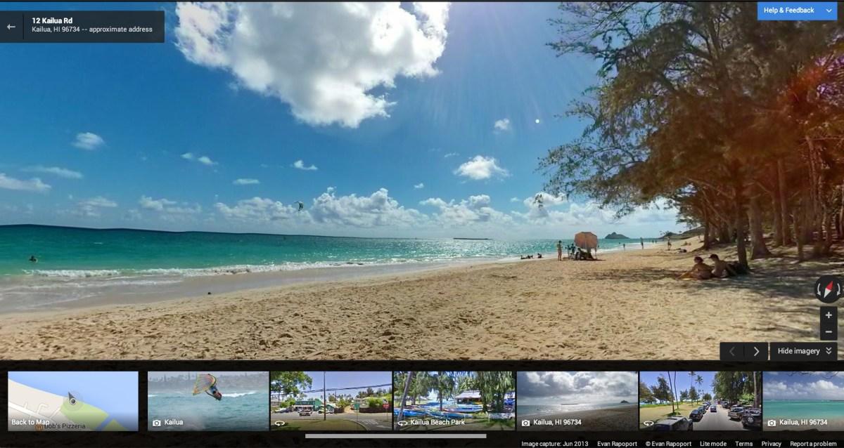 panorámicas de 360 grados con Google Views