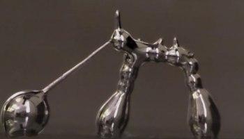Impresión 3D con metal líquido