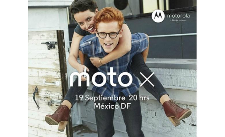 Moto X en Mexico