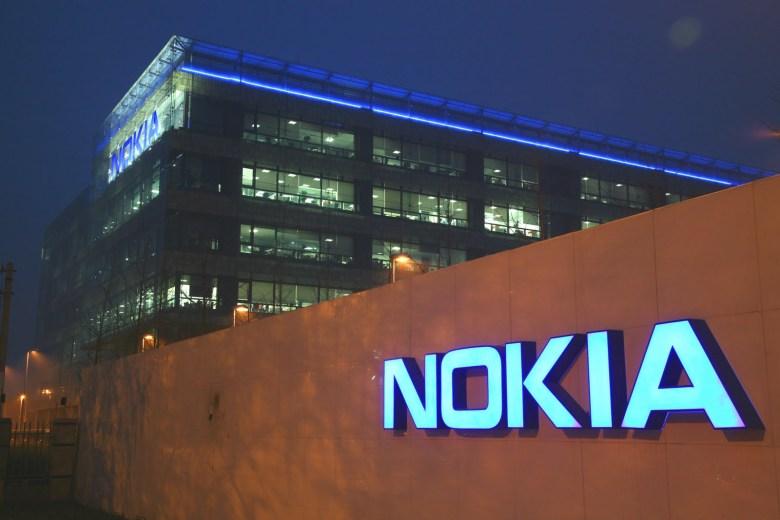 Historia de Nokia - Historia de Nokia