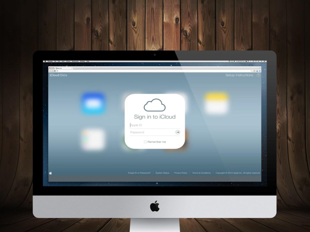 Nuevo iCloud Beta en Mac