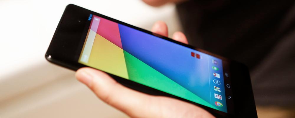 problemas con el nuevo Nexus 7