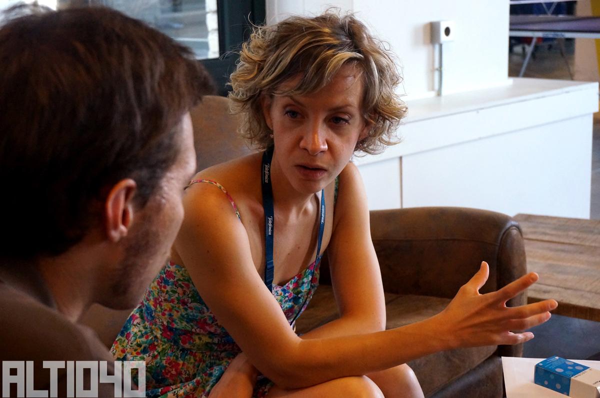 Entrevista con Alise Devices