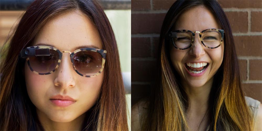 ¿Nuevo diseño de Google Glass?