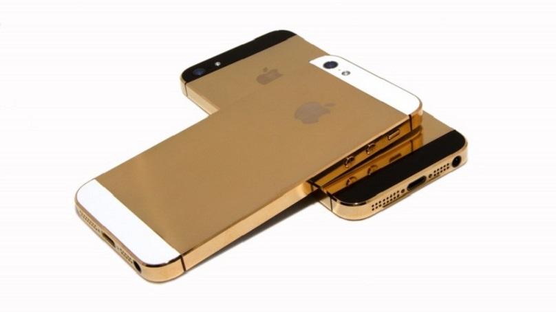iphone 5s dorado confirmado