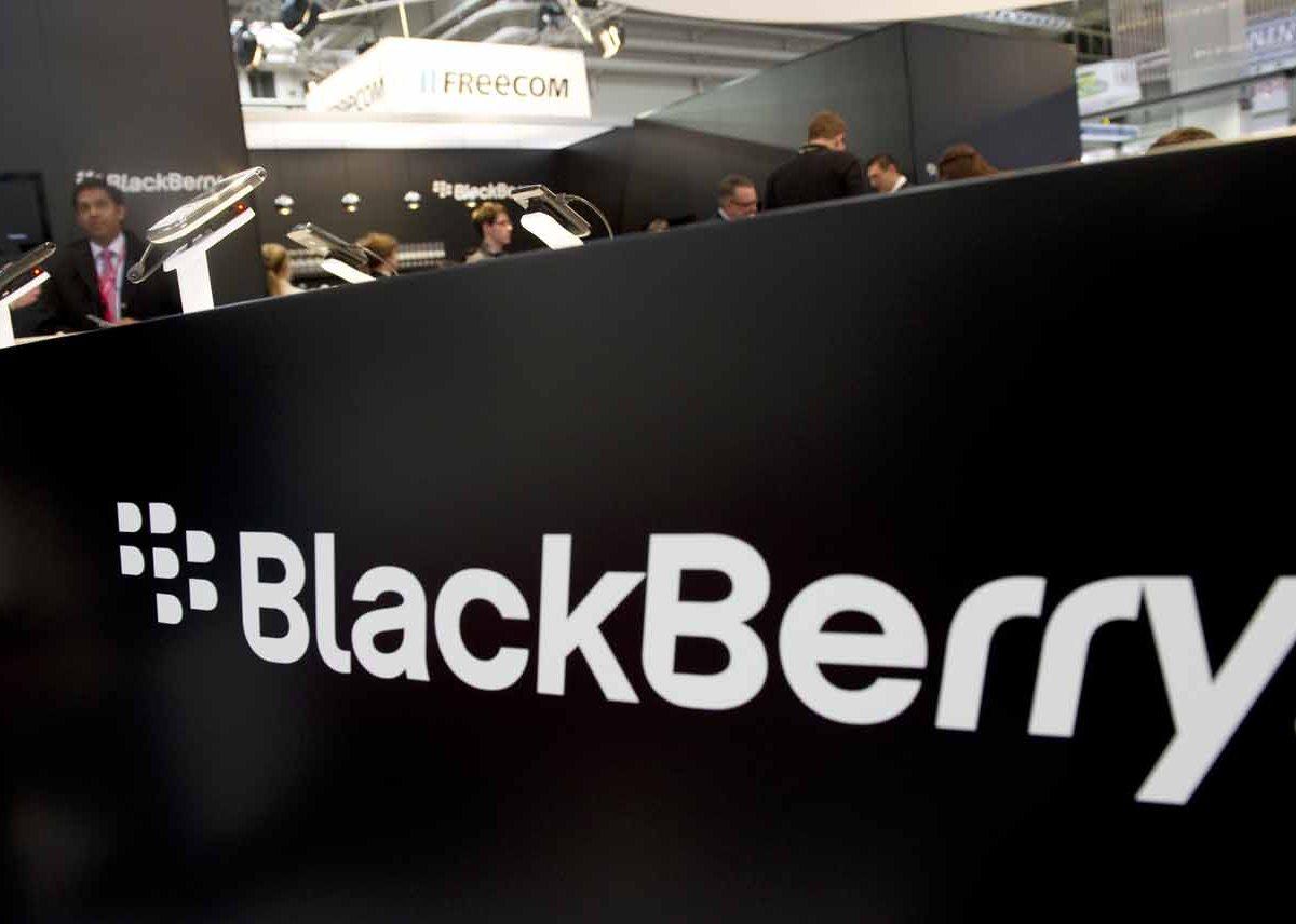 BlackBerry en CeBIT