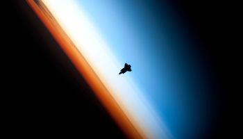 Experimento en el espacio