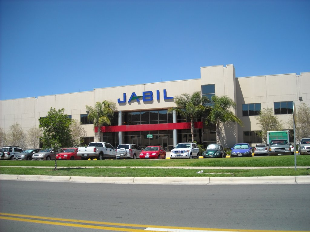Jabil en Mexico