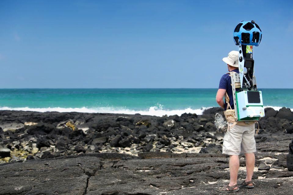 Trekker-Galapagos