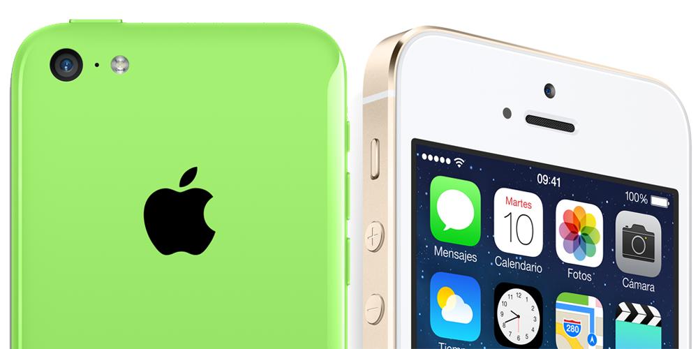 iPhone 5s y iPhone 5c en Latinoamérica: precios y disponibilidad