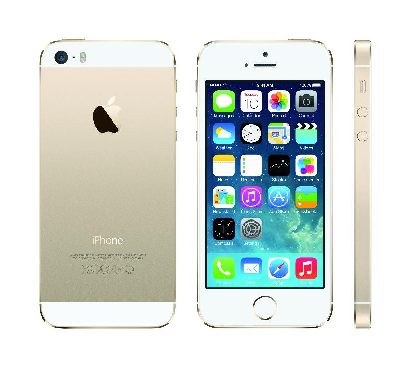 iPhone 5S imágenes oficiales