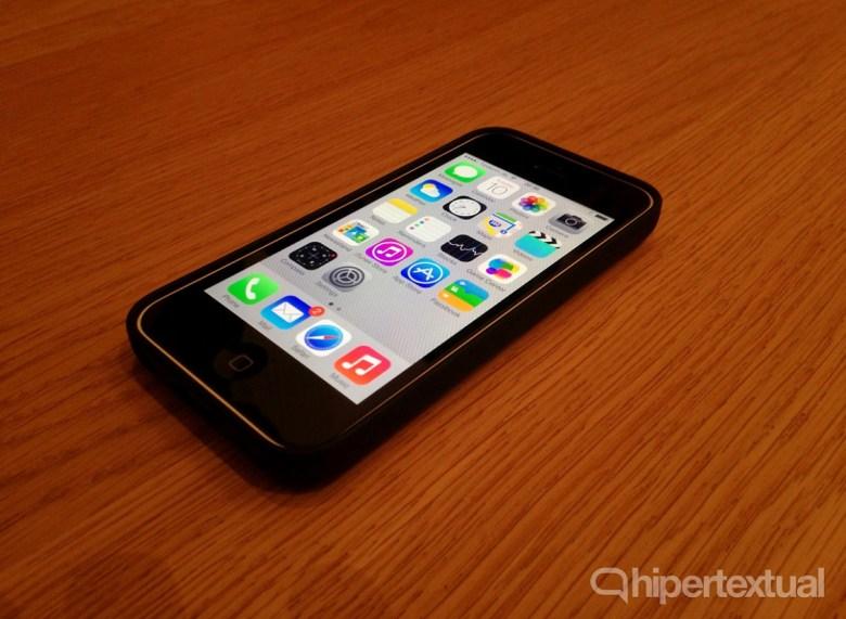 iphone 5c blanco