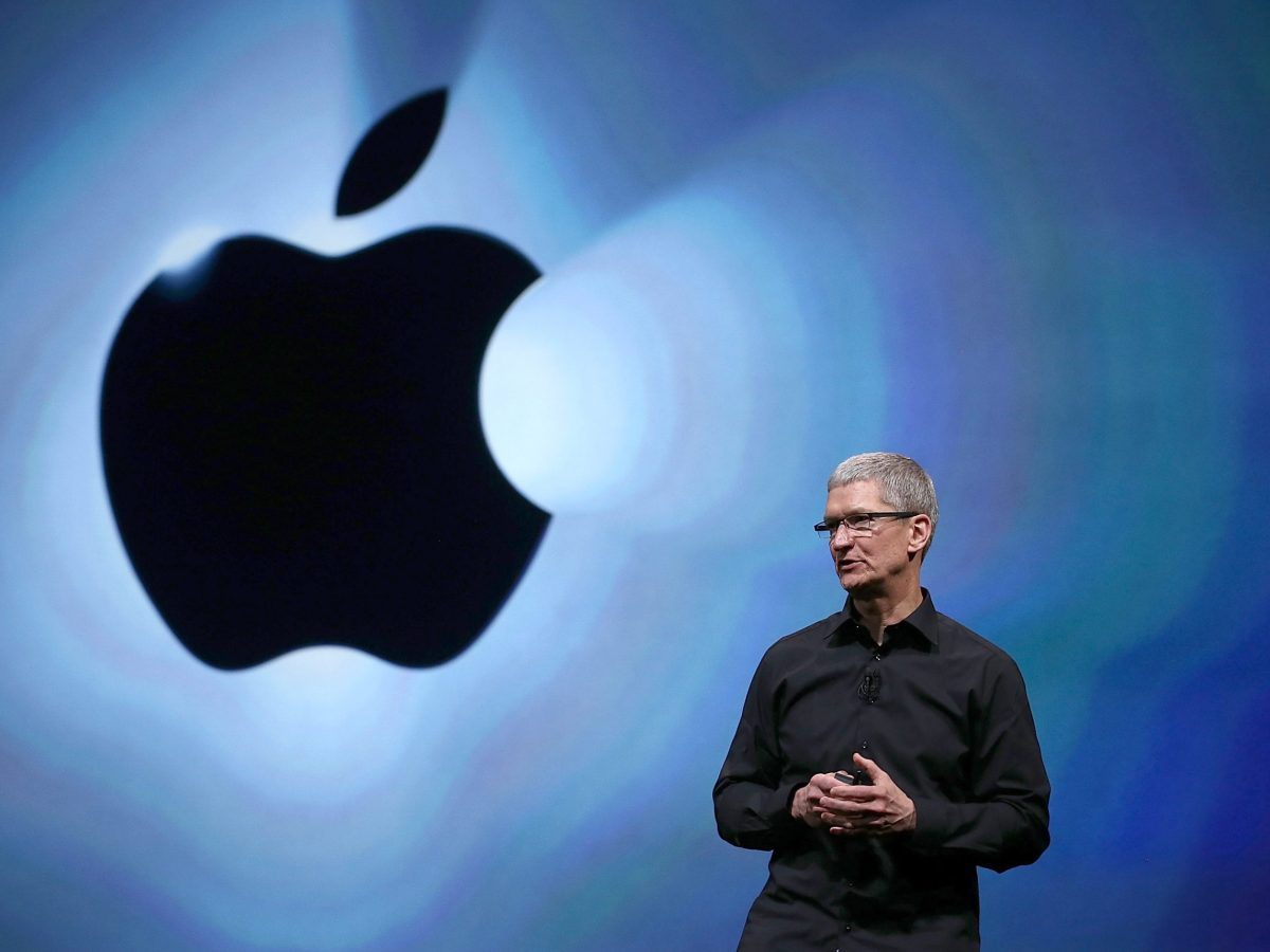 tim cook evento de apple