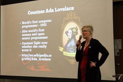 Día de Ada Lovelace 2012