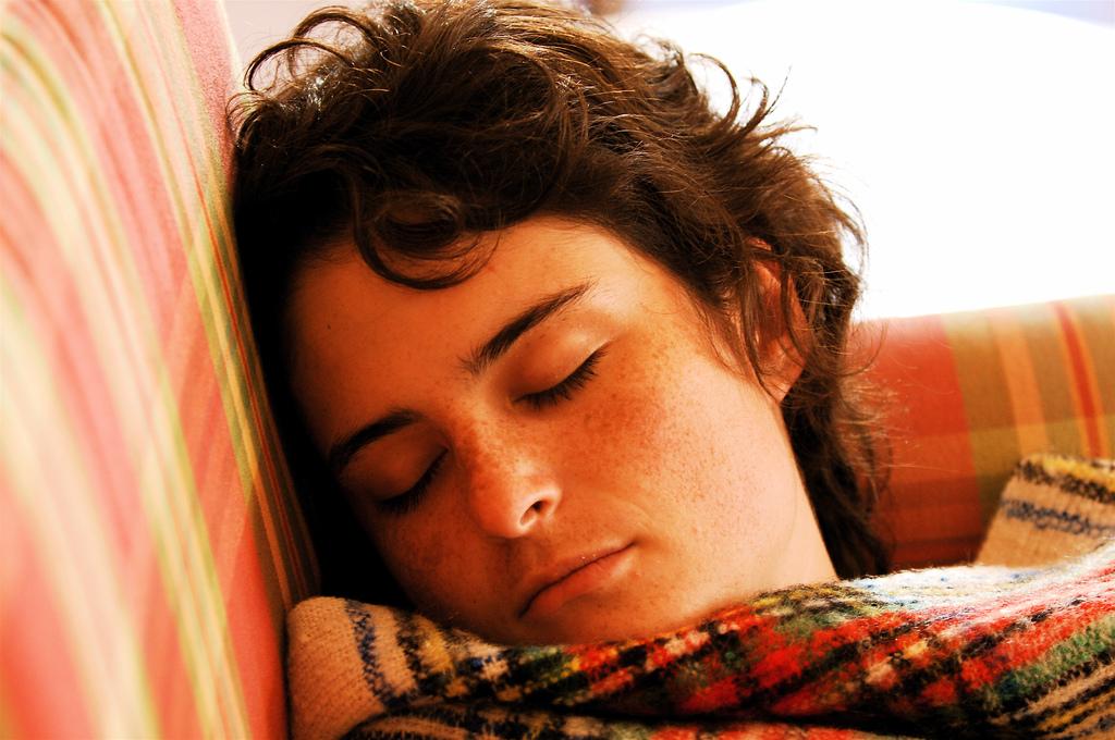 horas de sueño